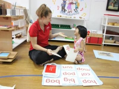 Giáo viên Montessori